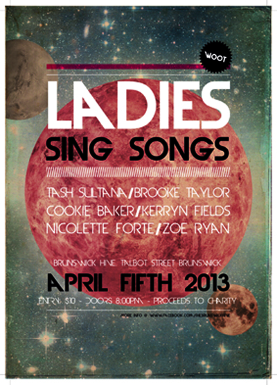Ladies Sing Songs