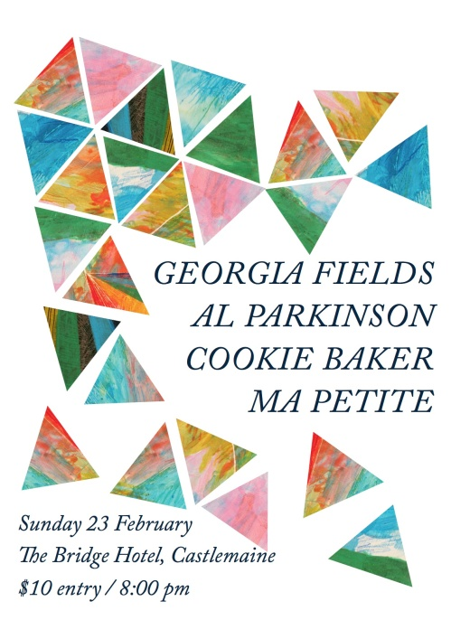 Castlemaine poster_flyer
